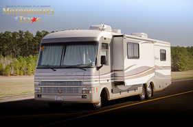 1999 Fleetwood Pace Arrow 35'