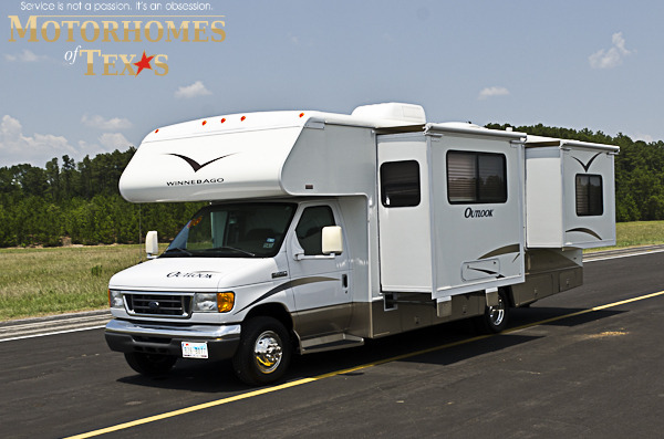 2006 Winnebago Outlook 27' Priced at