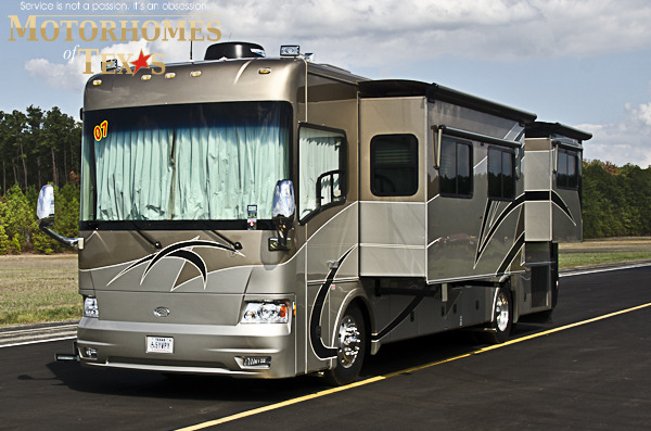 2007 Country Coach Inspire 36