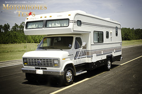 1987 Holiday Rambler Aluma Lite 23'