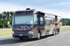 2007 Country Coach Intrigue 42'