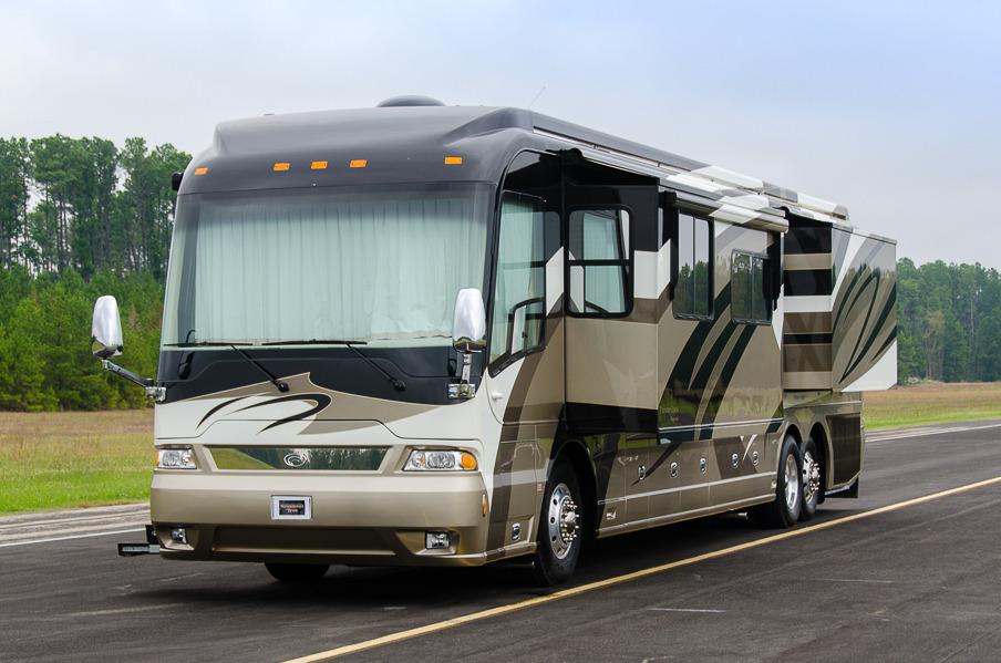 2007 Country Coach Magna 45 Galileo C2274