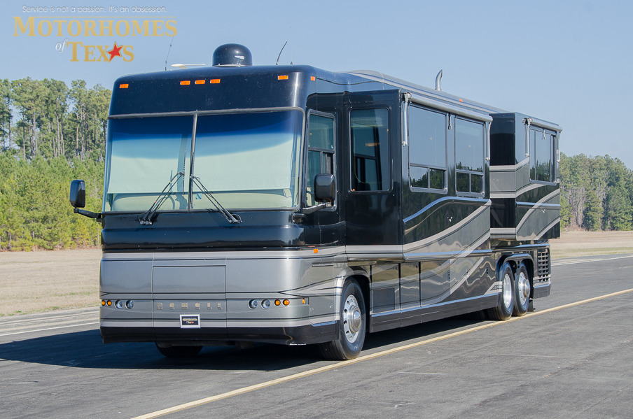 2002 Newell Coach Newell 45' Priced at $ 239500