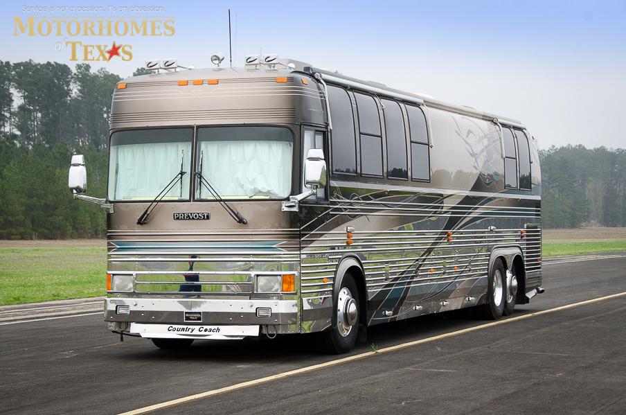 1999 Country Coach Prevost 40 Priced At 114500