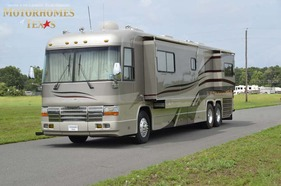 2002 Country Coach Affinity 42'