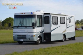 2002 Holiday Rambler Vacationer 34PBD
