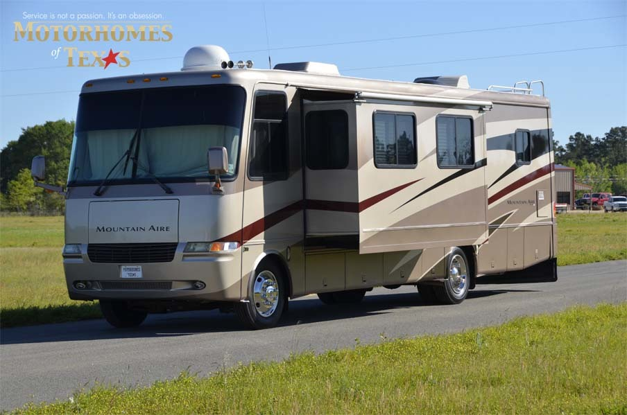 2002 newmar mountain aire 3560 priced at 33500 for Mountain aire