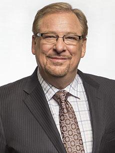 Dr. Rick Warren