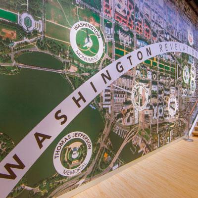 Washington Revelations entrance