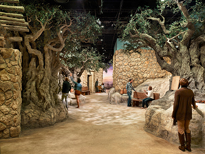 The World of Jesus of Nazareth exhibit
