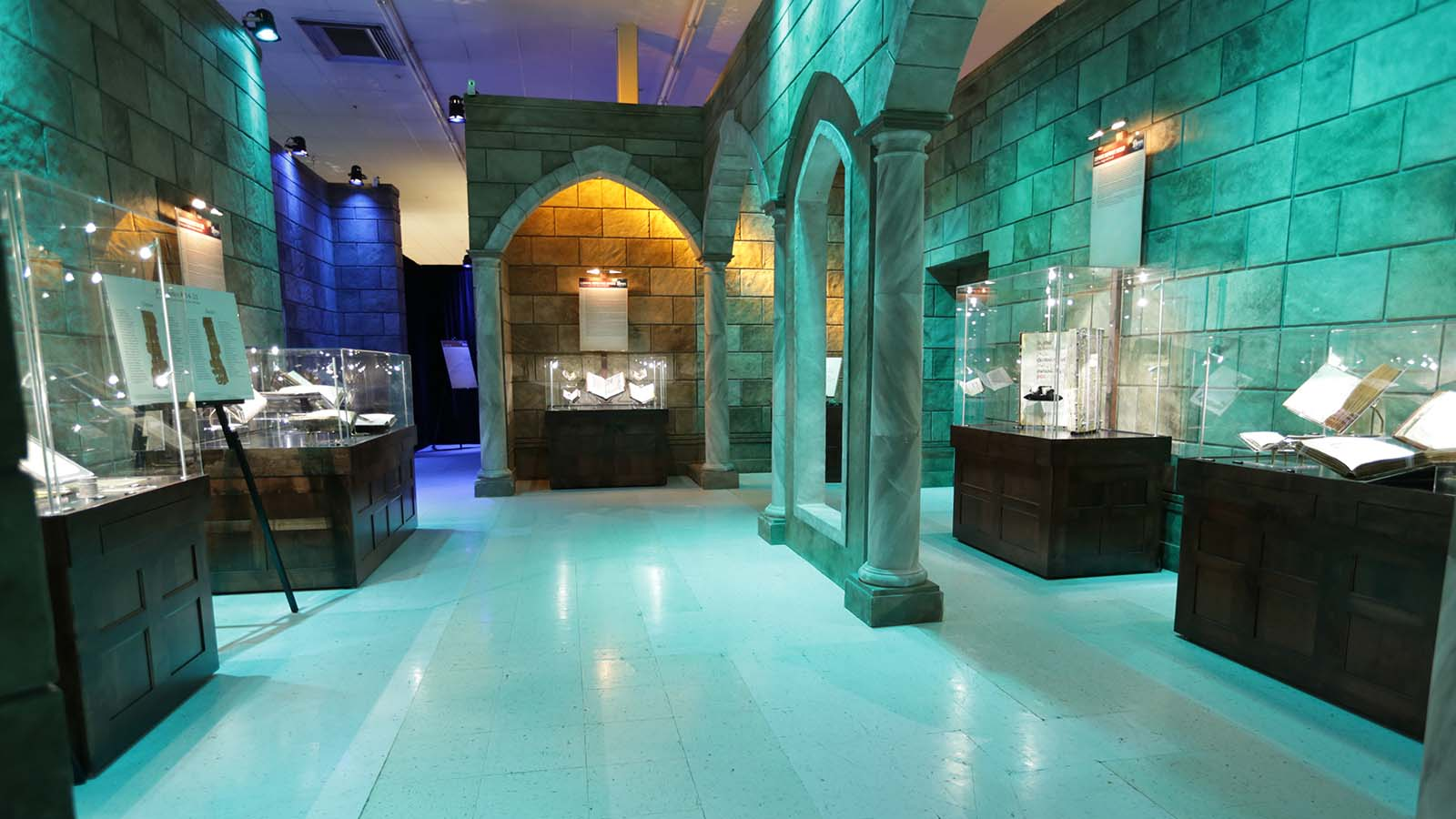 Traveling Exhibits