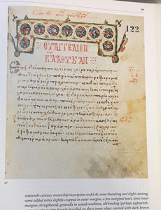 Manuscript 18 in Sotheby's Catalog