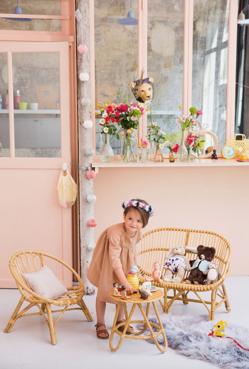 Introducing The Bonton Maison Home Collection For Little Ones