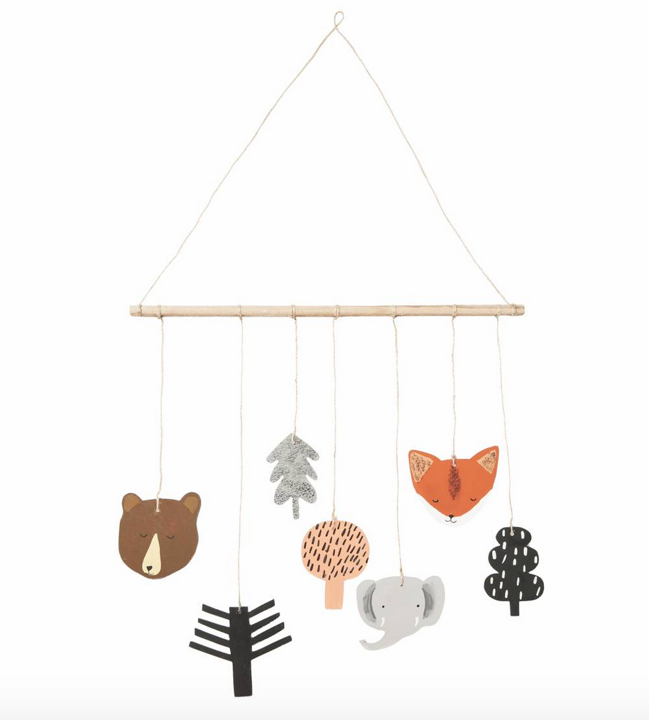 HANGING FOREST - MOBILE