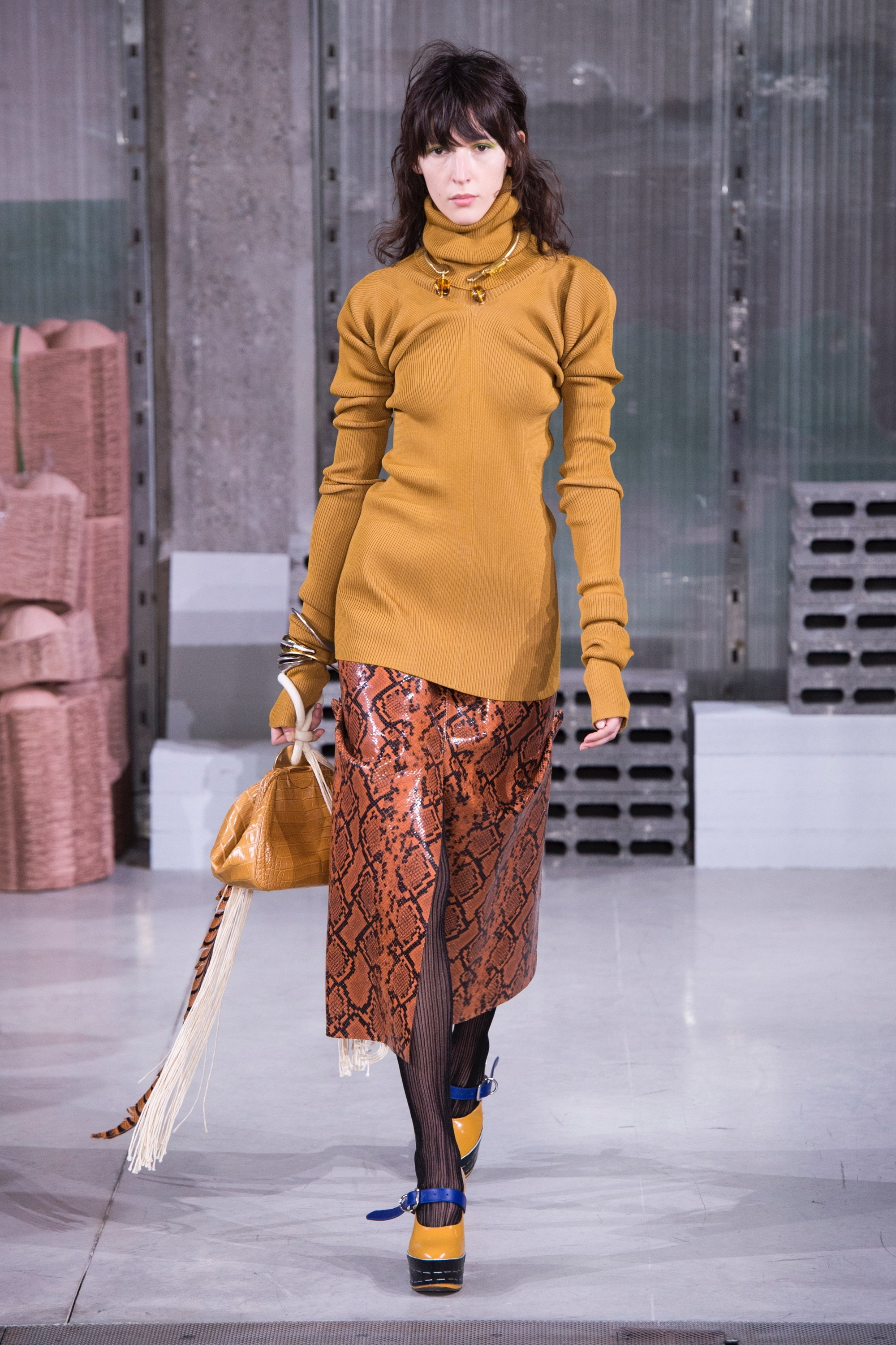 Marni AW18 Total look 1
