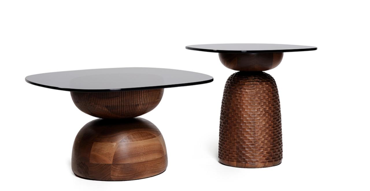 Zanat Nera Side Tables