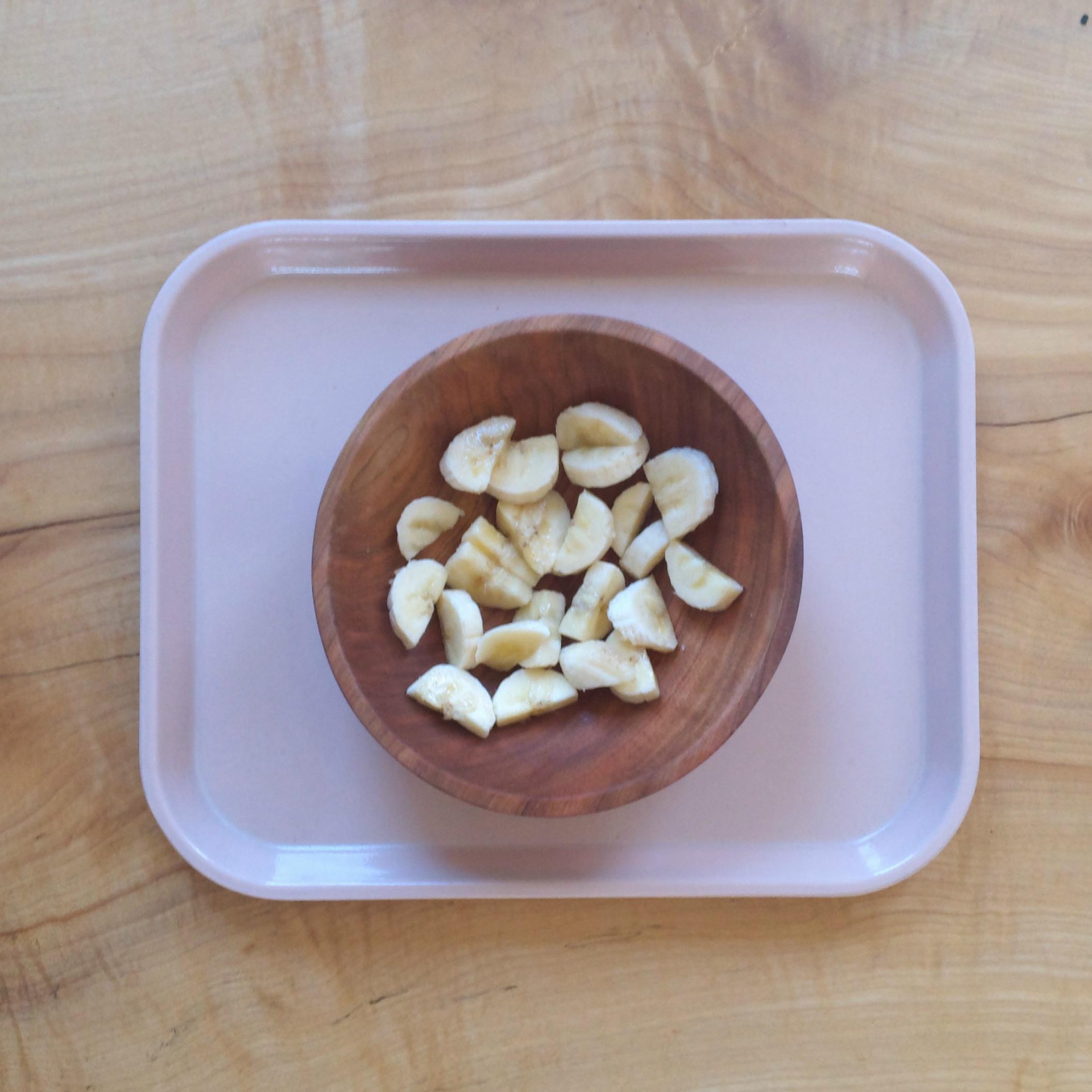 Cut Banana
