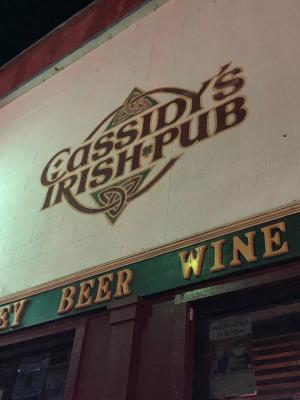 Geeks Who Drink at Cassidy's Irish Pub