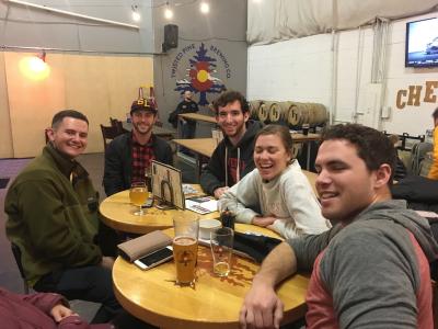 7fd8573c4b181 Trivia Night at Twisted Pine Brewing Company