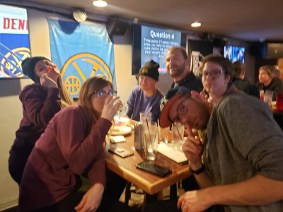 Trivia Night at The Sportsbook Bar and Grill (Wash Park)