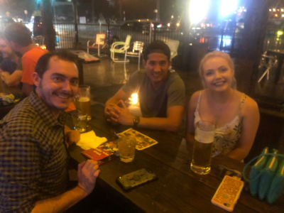 Trivia Night at Little Woodrow's (The Heights)