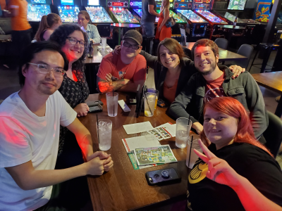Trivia Night at Token Game Tavern