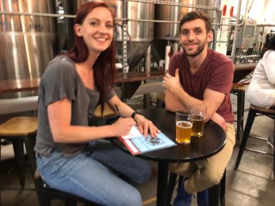 Trivia Night at Strike Brewing Company