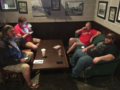Trivia Night At Republic Street Bar