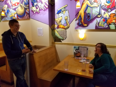 Geeks Who Drink at Lost Dog Cafe (Arlington)