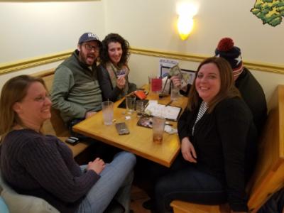 Trivia Night at Lost Dog Cafe (Arlington)