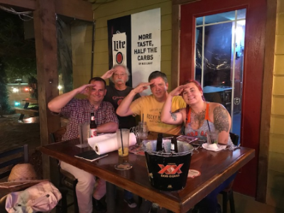 Geeks Who Drink at Luke's Icehouse (Beaumont)