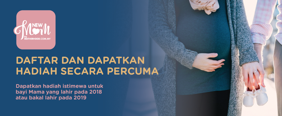 KelabMama New Mom Program - Oct 2019 | Motherhood Malaysia