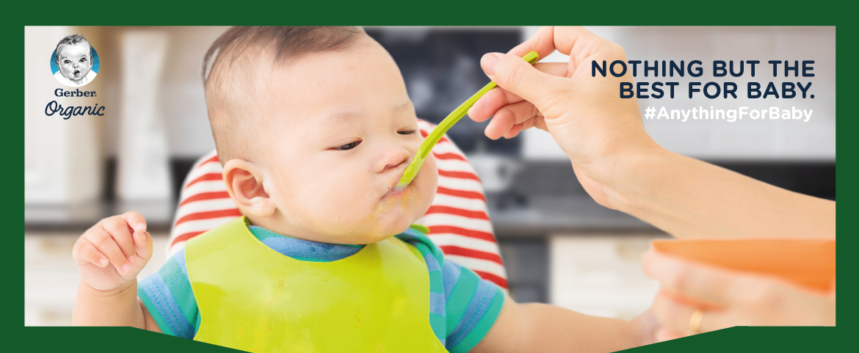 Gerber Organic - May 2020 | Motherhood Malaysia