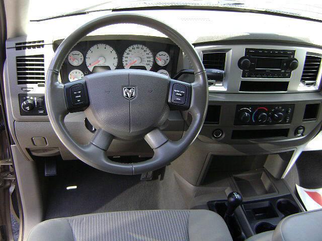 2008 dodge ram 3500 2wd quad cab 1605in st interior drivers dashboard - Dodge Ram 3500 Interior