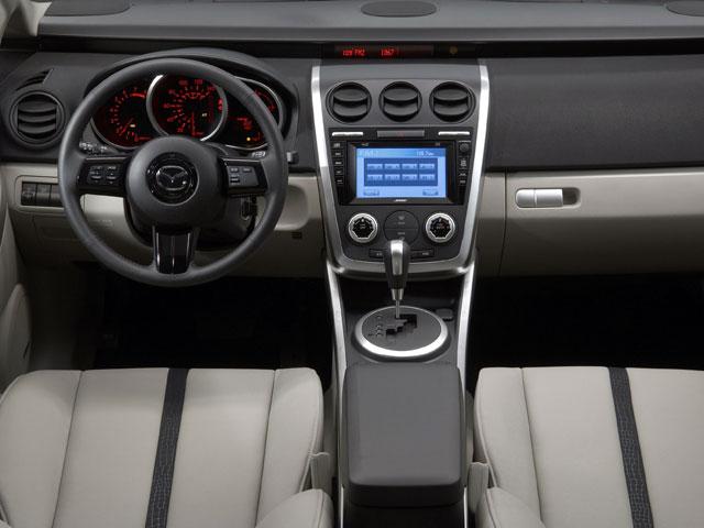 Cx-7 Interior Dimensions 2008 Mazda Cx-7 Interior