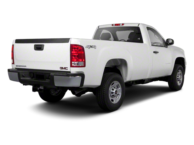 2012 gmc sierra 2500hd exterior rear 3 4 facing right. Cars Review. Best American Auto & Cars Review