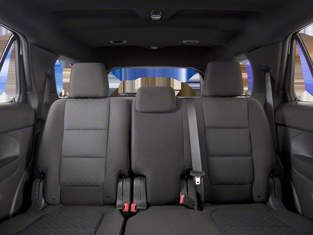 2013 ford explorer asientos traseros interiores - 2013 Ford Explorer Cloth Interior