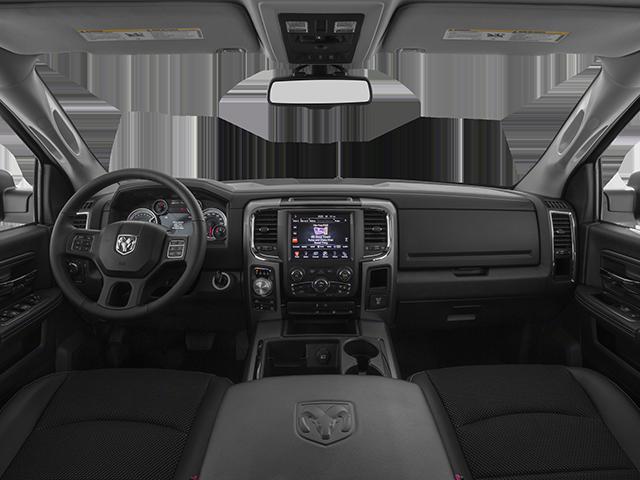 2014 ram 1500 interior full dashboard - 2014 Dodge Ram 2500 Tradesman Interior
