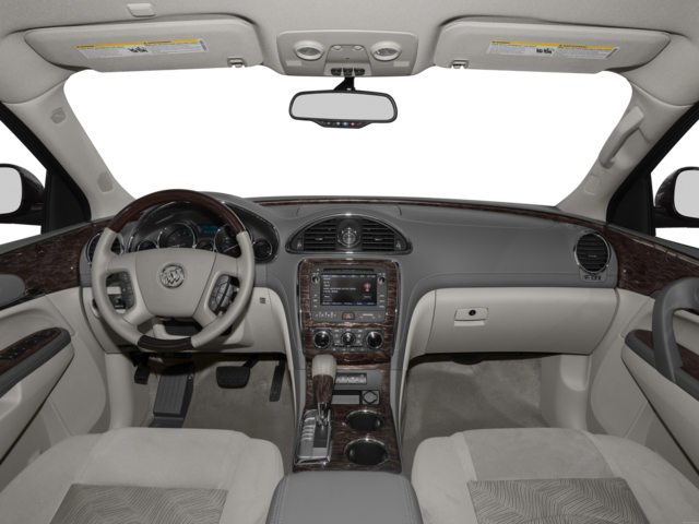 Compare 2015 Buick Enclave FWD 4dr Convenience vs 2015 GMC Terrain