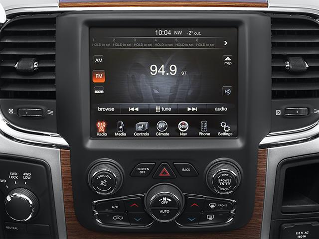 2014 ram 2500 interior stereo system - 2014 Dodge Ram 2500 Tradesman Interior