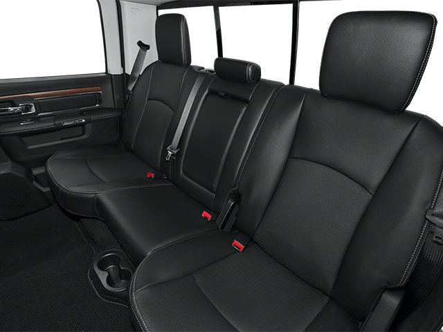 2014 ram 2500 interior rear seats - 2014 Dodge Ram 2500 Tradesman Interior