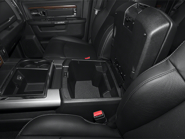 2014 ram 2500 interior center storage - 2014 Dodge Ram 2500 Tradesman Interior