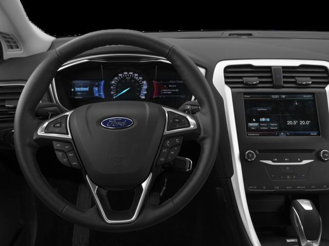 2015 ford fusion interior drivers dashboard - 2015 Ford Fusion Hybrid Black