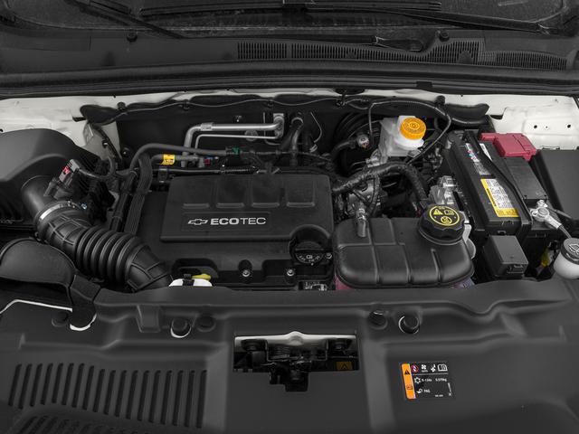 2015 Chevrolet Trax Fwd 4dr Ls W 1fl Interior Engine
