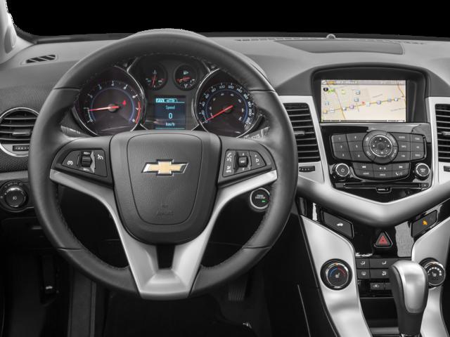 Chevy Cruze Interior 2015