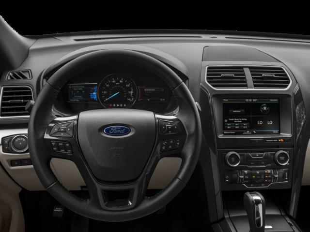 2016 ford explorer interior drivers dashboard