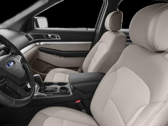 2016 ford explorer interior drivers side door open front seat