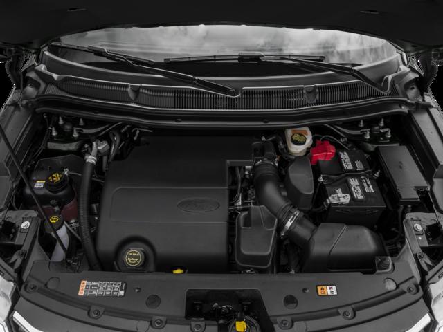 2016 ford explorer interior engine shot feature