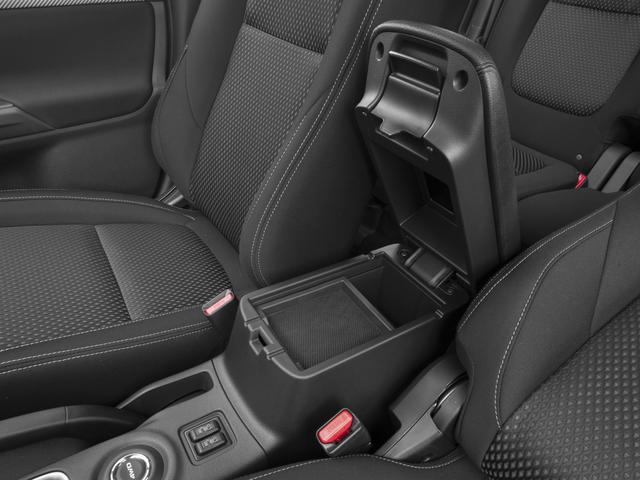 2016 mitsubishi outlander 2wd 4dr es interior center storage - 2016 Mitsubishi Outlander Interior