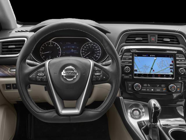 2016 Nissan Maxima 4dr Sdn 35 SR  Interior in Lynchburg VA